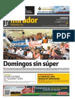 Edición impresa del domingo 20 de marzo de 2016