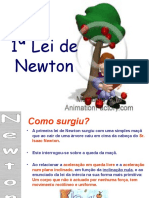 1a Lei de Newton