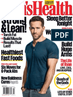 Men s Health USA 2016-03.Bak
