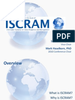 ISCRAM on EmForum #ISCRAM2010
