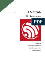 8n-Esp8266 Spi Reference en v1.0