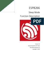 9B-ESP8266 Sleep Function Description en v1.0