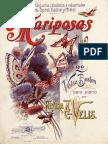 Elvira a Velis - Mariposas