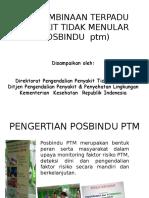 Posbindu PTM