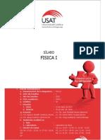 Fisica I Silabo - USAT