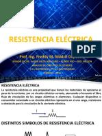RESISTENCIA ELÉCTRICA