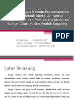PPT analitik