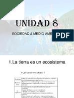 TEMA 8. Sociedad y medio ambiente. Jonas, Sheila, Aitor y Joseline