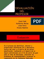 autoevaluacion del profesor.ppt