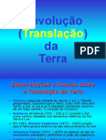 Movimento de Translacao Da Terra