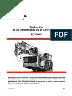 Manual Operacional Grúa ac100 4l