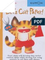 Ages 2 and Up - Lets Cut Paper