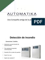 Presentacion Portafolio Automatika - CDVI - Paradox