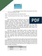 analisis Jurnal Pembelajaran Fisika