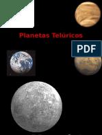 Planetas teluricos