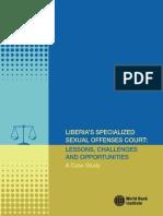 Liberia Gender Case Study