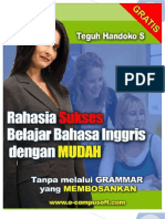 eBook Belajar Bahasa Inggris Dengan Mudah