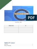 Introduction of World Bandrfgergdfrgk (1)