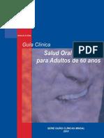 Manual Clinico Mayores de 60 Minsal