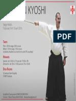 04/2016 Aikido Seminar Toulouse