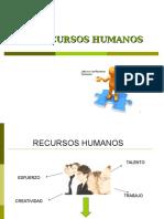 Gestion de Recursos Humanos ppt