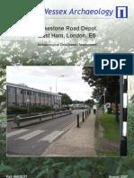 Folkestone Road, East Ham