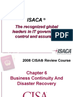 Ch6-2008 CISA ReviewCourse