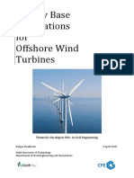 RTKoekkoek Msc Thesis - Gravity Base Foundations for Offshore Wind Turbines