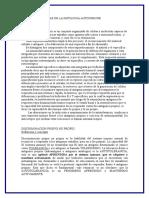 Bases Biologicas de La Patologia Autoinmune