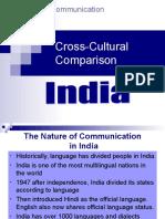 INDIA Cross Cultural Intercultural Communicaton