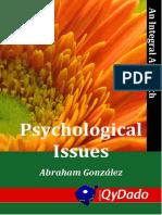 Psychological Issues (an Integral Approach) - Abraham González Lara (2016)