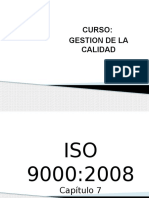 Sesion Iso 9001