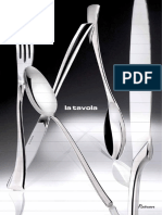 La Tavola Flatware - Late 2015
