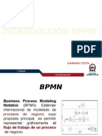 INTRODUCCION BPMN