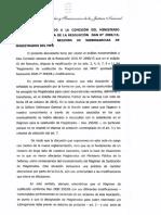 Análisis Encomendado a la Comisión del MPD AMFJN
