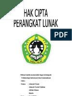 Cover Makalah Tik Haki