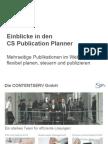 Creative Printing 2010 - Publication Planner_Kurzversion