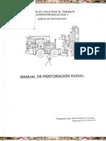 Manual Operacion Perforadoras Jumbo Radial