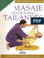 El Masaje Tradicional Tailandes