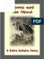 Ameen and the Ghool - Book 15 in the Baba Indaba Children's Stories - Free Story