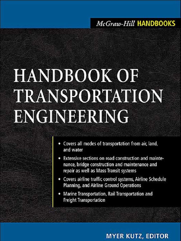 Transport handbook buycottarizona