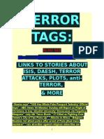 TERROR TAGS