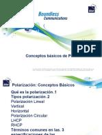 Conceptos Básicos de Polarización