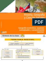 Clase 10 Geografía económica aspectos conceptuales y caracterización nacional 2015(1).ppt