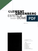 13 Estética Doméstica Clement Greenberg