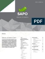 Manual de Marca SAPO