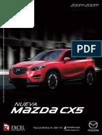 Ficha Tecnica Mazda Cx5