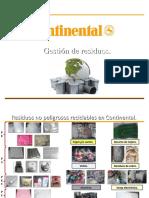 Gestión de Residuosmayo Continental