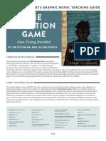 THE IMITATION GAME Teaching Guide Jim Ottaviani
