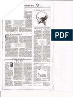 El Mercurio Editorial 2007